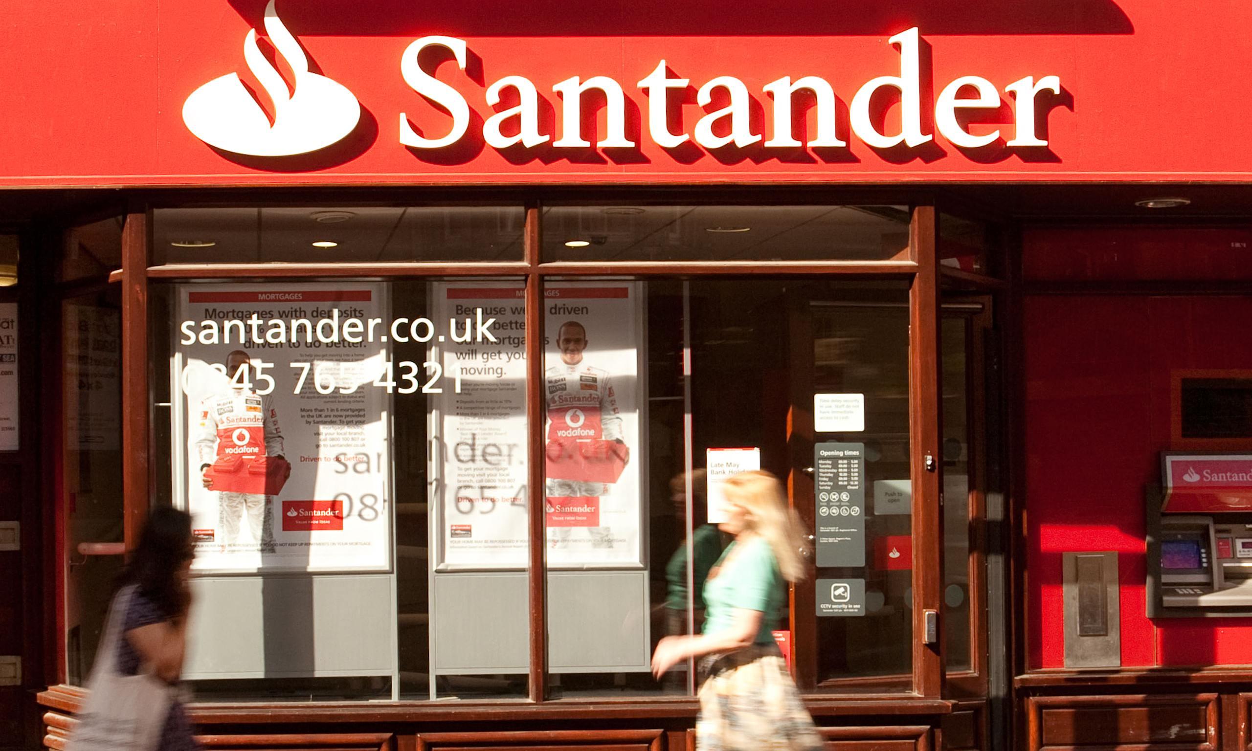 Isa deals santander