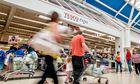 Tesco supermarket credit rating