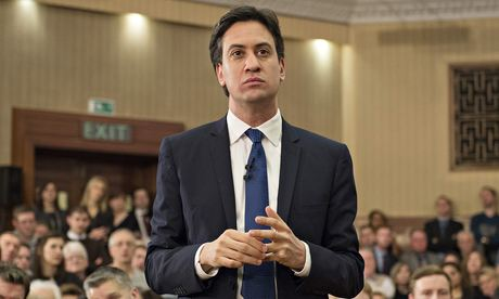 Ed Miliband Labour leader