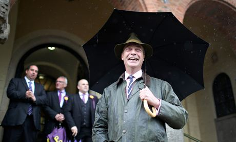 UKIP– Nigel Farage