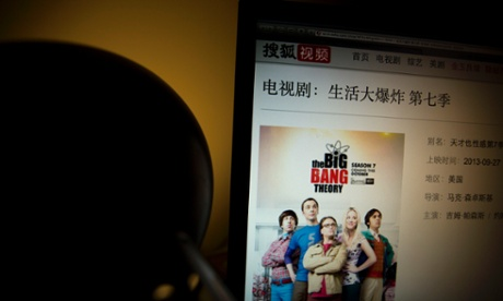 big bang theory china censorship
