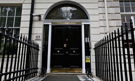 Southbank International School in central London