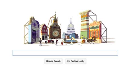 Cinecitta google doodle