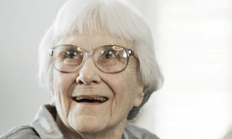 Harper Lee in 2007. Photograph: Rob Carr/AP