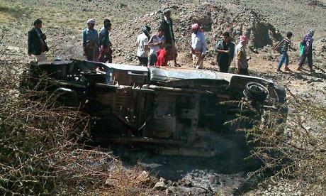 Yemen drone attacks in spotlight