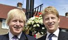 Boris Johnson and Younger Brother Joe
