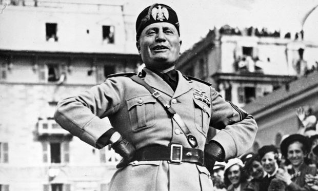 a history of benito mussolinis rule in italy Benito amilcare andrea mussolini the official newspaper of benito mussolini's fascist he became the youngest premier in the history of italy on october.