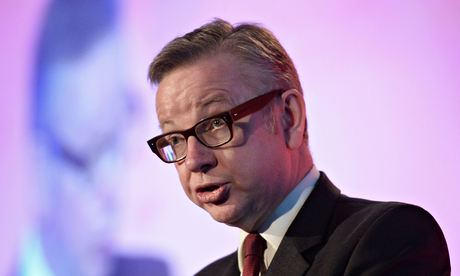 Michael Gove Labour education