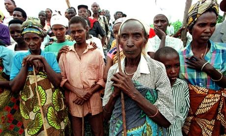 Rwandan Genocide How Many Kids Died
