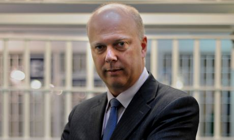 Chris Grayling on E wing