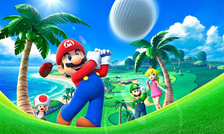 3D makes Mario Golf: World Tour feel more tangible than other games in the franchise