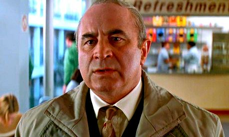 Bob Hoskins in Felicia's Journey
