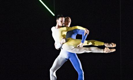Natalia Osipova and Edward Watson in Tetractys-The Art Of Fugue