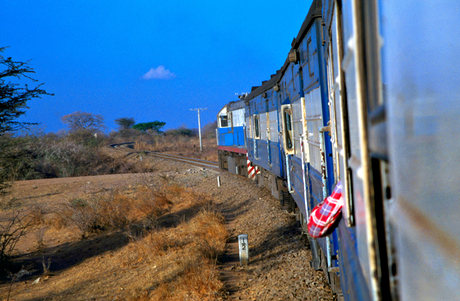 Tazara Tanzania Railway