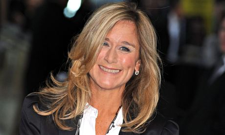 angela ahrendts burberry boss honorary dame commander