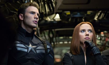 Captain America smashes its way to box-office glory