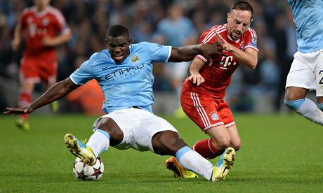 Micah Richards to leave Manchester City in summer despite contract offer