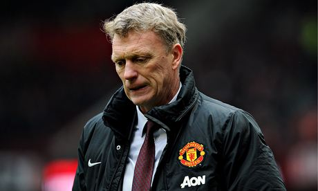 David Moyes 011 Manchester United manager David Moyes a Dead Man Walking and facing the Old Trafford sack [Guardian]