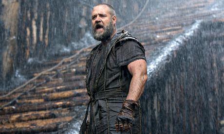 Noah: Russell Crowe in Darren Aronofsky film