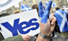 BRITAIN-SCOTLAND-POLITICS-REFERENDUM-yes-fingers
