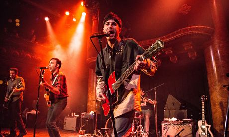 Great American Music Hall, San Francisco, The Black Lips