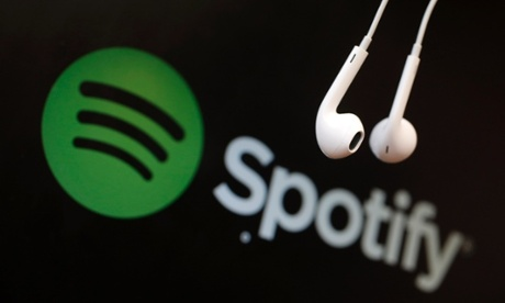 Spotify and other streaming services are growing fast, but losing money.