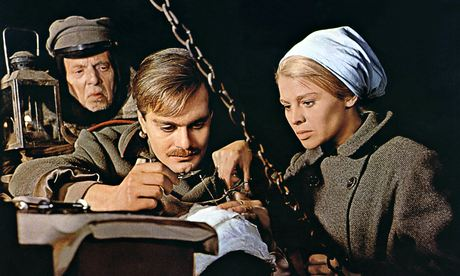 CIA used Doctor Zhivago as a...