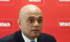 Sajid Javid, who will become the new culture secretary and the 28th male in the 32 person cabinet.