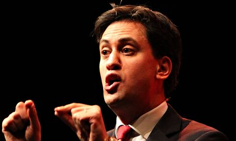 Miliband warning on Middle class