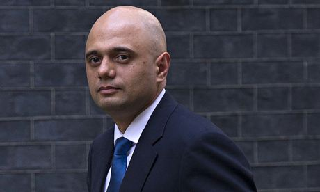 Sajid Javid new culture secretary