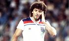 Kevin Keegan in 1982 World Cup