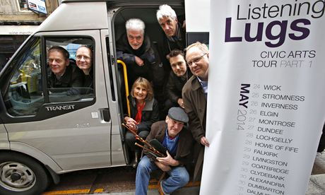 The Bus Party 'isn't about yes or no but the campaign itself'