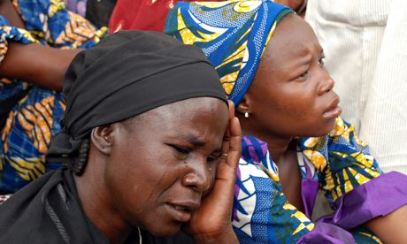 TOPSHOTS Mothers of the missing Chibok s