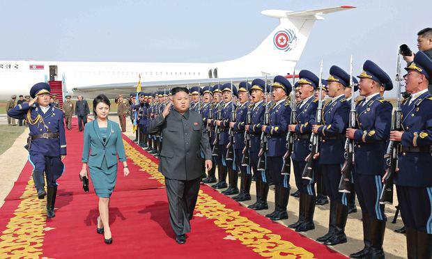 North Korea renews threat to conduct nuclear test   World news.