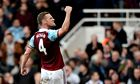 Kevin Nolan, the West Ham midfielder, still supports Liverpool, having played for thei