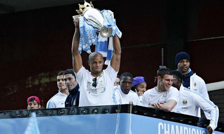 Manchester City - Premier League Victory Parade
