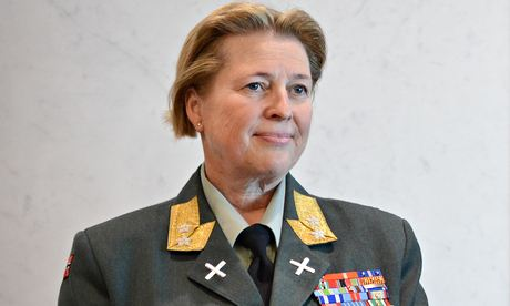 Major General Kristin Lund will be the commander of the UN peacekeeping force in Cyprus