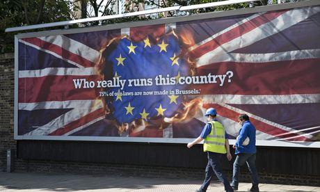 Ukip election poster