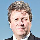 Chris Pain, former member of UKIP