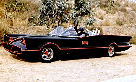 Batmobile original TVseries 1966-68