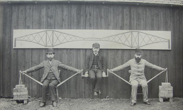 maths of Forth Bridge