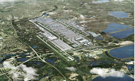 Heathrow expansion plans