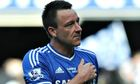 John Terry is staying at Chelsea