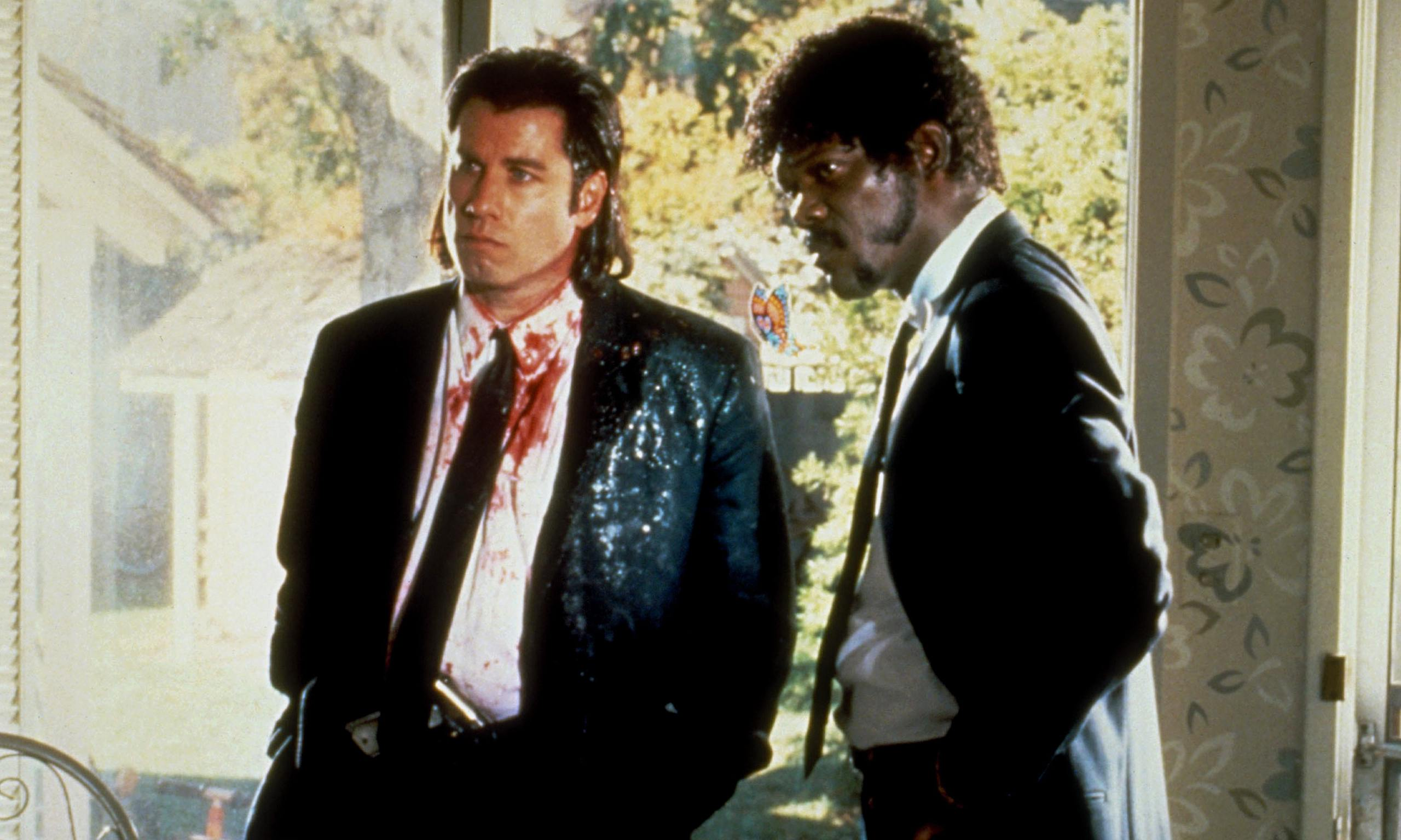 a review of the movie pulp fiction Eager to be involved, willis had his next movie juggle their production schedule  to cater for his shooting on pulp  tarantino cast him instead.