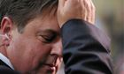 Nick Griffin, leader of the BNP
