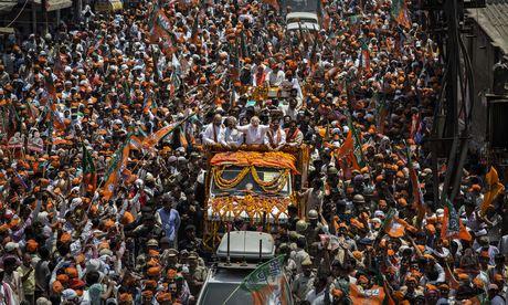 Narendra Modi Varanasi