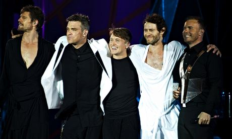 Take that touring in 2011. Are they coming back again?