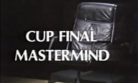 FA Cup final Mastermind