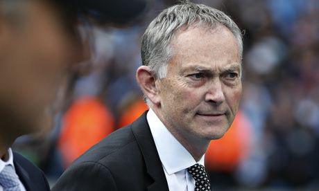 Richard Scudamore's fate as Premier League chief executive will be decided by a league committee on