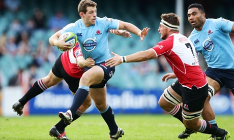 Bernard Foley of the Waratahs